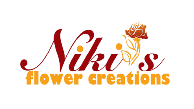 Nikis Flower Creations Logo
